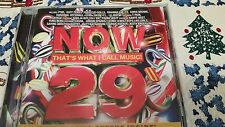 NOW THAT'S WHAT I CALL MUSIC #29 CD U.S. SERIES VERY GOOD CONDITION