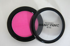 MANIC PANIC Pressed Powder Eye Shadow Blush PUSSY GALORE PINK Goth Punk NEW
