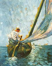 The Tartan El Son  by Dali   Giclee Canvas Print Repro