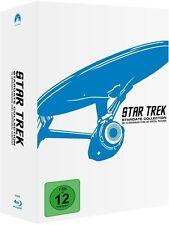 STAR TREK 1-10: STARDATE COLLECTION (12 Blu-ray Discs, Digipack) NEU+OVP