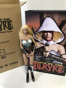 Phicen Limited 1:6 Female Figure Power of the Valkyrie PL-2015-91