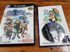 Nintendo GameCube FINAL FANTASY CRYSTAL CHRONICLES pal españa completo