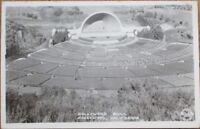 Hollywood, CA 1940 Postcard: Hollywood Bowl - Potally-Used - California Cal