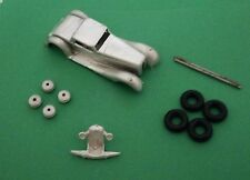 Dinky 36 Series  Bentley  With  Slotted  Baseplate  No.36b White Metal  Kit