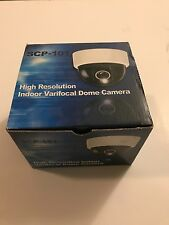 SONY High Resolution Indoor Varifocal Dome Camera SCP-101 - New