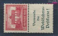 alemán Imperio S86 nuevo con goma original 1930 emergencia de socorro (8031375