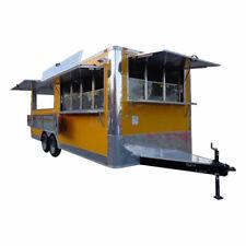 Camiones y remolques de venta de comida