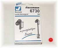 Viessmann 6730 H0 Bausatz Licht-Vorsignal #NEU in OVP#