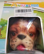 Animal Doorstop Bulldog