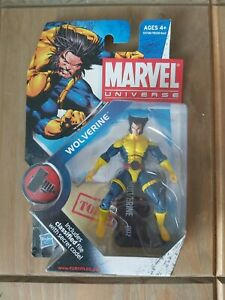 Marvel Universe 3.75 Wolverine Hasbro Action Figure Series 2 New In Box