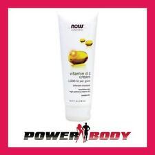 Now Foods-Vitamina D-3 Cream - 118 Ml.