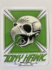 Tony Hawk Sticker Original Design Tony Hawk Skateboard Sticker Vintage Sticker