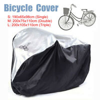 3 Size Bicycle Cover Outdoor Waterproof  Cover for Mountain  Road  AU