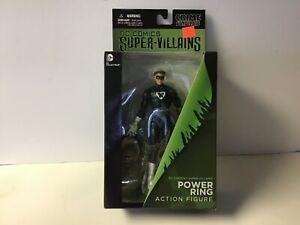 "DC Comics Super Villains Power Ring 7"" Action Figure - NEW crime syndicate"