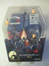 Vtg Disney The Nightmare Before Christmas Figure Series 1 The Mayor Mip Sealed