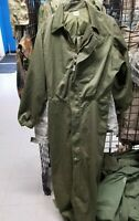 US Military Mechanic's Cold Weather Coveralls - Small   ***FREE SHIPPING***