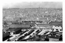 pt8381 - Dewsbury , from the air , Yorkshire - photograph 6x4