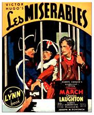 16mm Feature Film: LES MISÉRABLES (1935) Fredrik March, C. Laughton - NEAR MINT