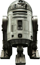 STAR WARS ~ R2-D2 Unpainted Prototype 1/6th Scale Action Figure (Sideshow) #NEW