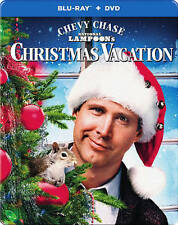 National Lampoons Christmas Vacation (Blu-ray/DVD, 2015, 2-Disc Set, SteelBook)