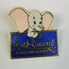 Walt Disney Collectors Society Dumbo Pin 1995