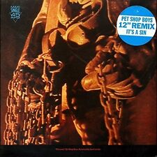 "Pet Shop Boys It's a sin (Remix, 1987) [Maxi 12""]"