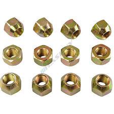 20 Muttern Radmuttern M14 x 1.5 offen SW21 Kegel 60° Kegelbund Stahl & Alufelgen