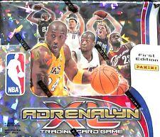 2009-10 Panini Adrenalyn 1st Ed NBA UNOPENED BOX 50 packs/box 6 cards/pack