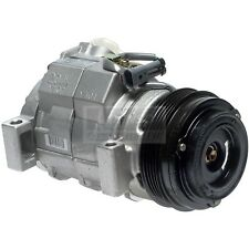 DENSO 471-0316 New Compressor And Clutch