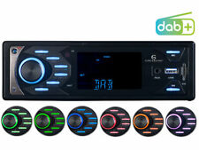 MP3 Autoradio mit DAB+, Bluetooth & Freisprech Funktion, 4x 45 Watt