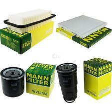 MANN-FILTER INSPEKTIONSPAKET Toyota Yaris SCP1_ NLP1_ NCP1_ 1.4 D-4D
