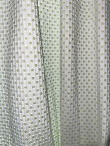 Pottery Barn Kids Curtain Panels Cotton 44x84 Lined Pocket Mount 2 Pairs EUC