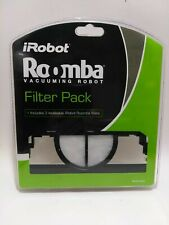 iRobot Roomba Vacuum Robot Filter Pack 3 Filters Model 4910 New Reusable