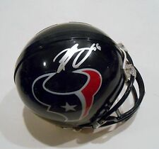 Brian Cushing Signed Houston Texans Mini Helmet w/COA