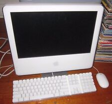 Apple iMac PowerPC G5 1.8 GHz Personal Computer - 160GB HDD - COMPLETE & WORKING