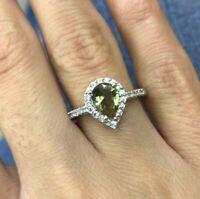 925 Sterling Silver Handmade Turkish Alexandrite Ladies Ring Size 6-12