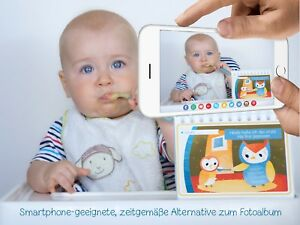 arheko Baby 52 Meilenstein Karten Babykarten Glückwunschkarten Geburt Taufe Foto