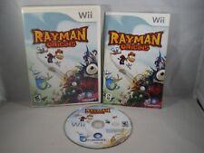RAYMAN ORIGINS VIDEO GAME NINTENDO Wii - TESTED