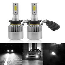 D2S D4S 110W 9600LM 6000K LED Headlight Conversion Kit Car Beam Light Bulbs Lamp