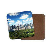 New York City Coaster - NYC America USA Travel Holiday Urban Cool Gift #12629