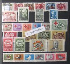 HUNGARY UNGARN - Jahr 1957 Jahrgang komplett postfrisch MNH.
