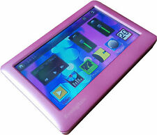 "NEW EVODIGITALS PINK 16GB 4.3"" TOUCH SCREEN MP5 MP4 MP3 PLAYER VIDEO + TV OUT"