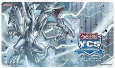 SEALED BLUE EYES WHITE DRAGON YCS 2019 PLAYMAT MAT