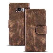 Bookstyle Tasche für Samsung Hülle Case Flip Etui Handy Schutzhülle Cover