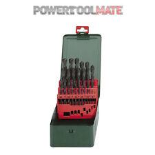 Metabo 627152000 25 Piece Metric HSS-R Metal Drill Bit Set