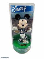 🔥 Disney • Mickey Mouse Quarterback • NFL Chicago Bears Bobblehead • Rare • New