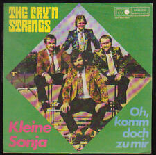 """NUR 7"""" COVER The Cry`n Strings Kleine Sonja 60`s Metronome 7"""" COVER"""