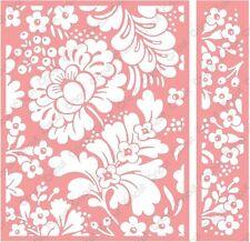 Cuttlebug A2 Embossing folder & Border - Blossom Dance - 2002106