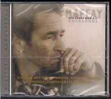 CD Peter Maffay `Wie Feuer und Eis-Rocksongs` Neu/OVP Steppenwolf