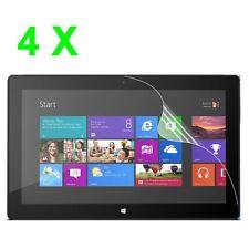 4X Ultra Clear HD Screen Protector Film Microsoft Surface Windows RT/Pro + KIT